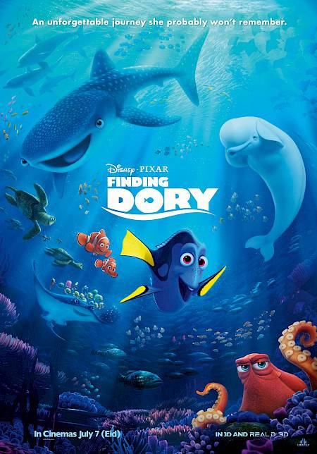 Finding Dory at Springdale Aquatic Center